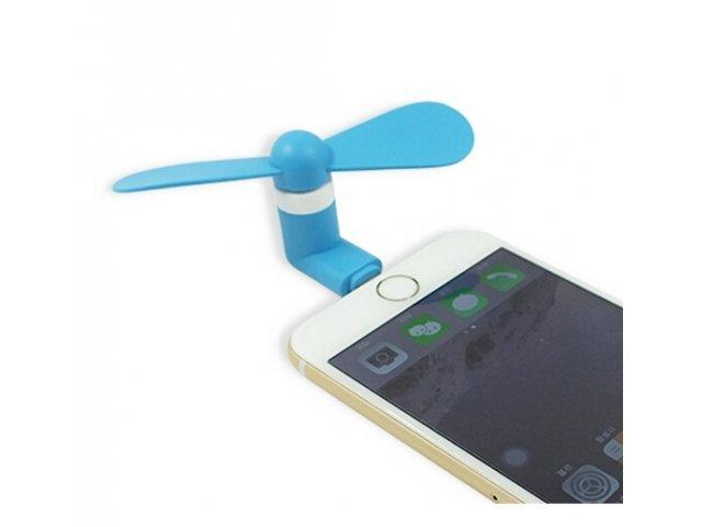 Větráček na micro USB