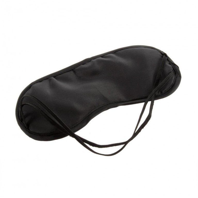 Maska na spaní černá
