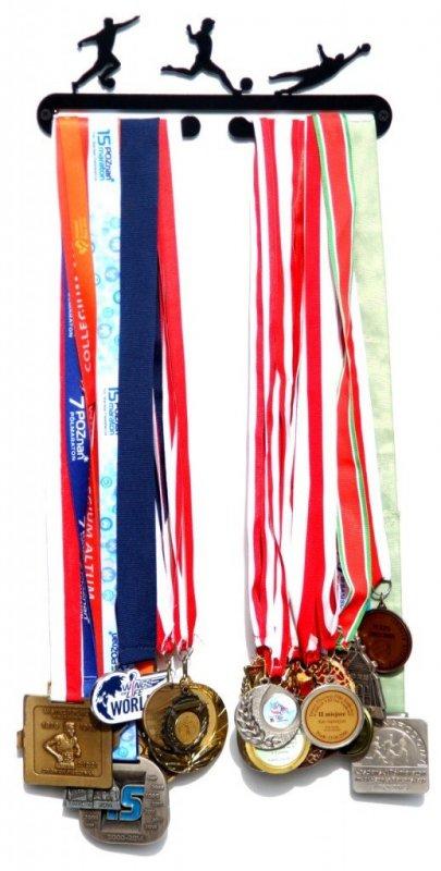 Věšák na medaile - fotbal