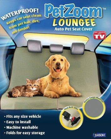 Deka do auta - Pet Zoom Loungee