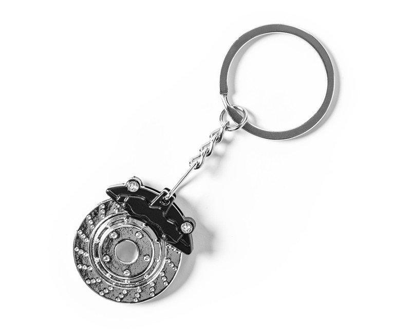 Přívěsek na klíče - brzdový kotouč