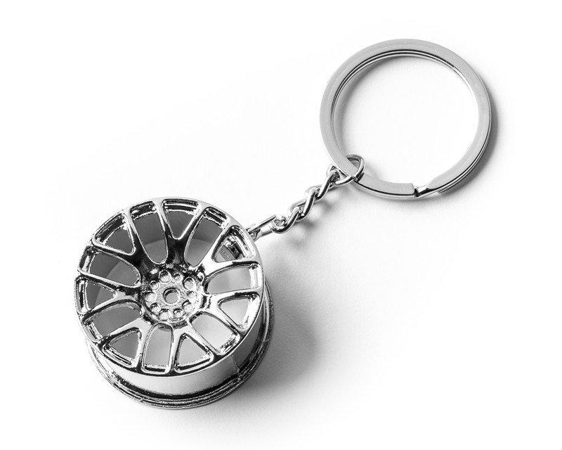 Přívěsek na klíče - alu disk