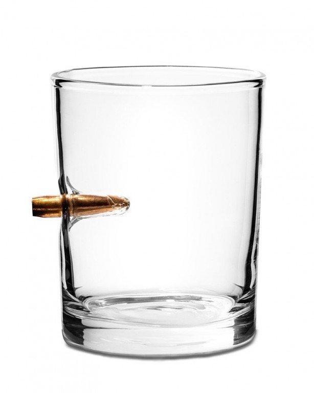 Neprůstřelná sklenice
