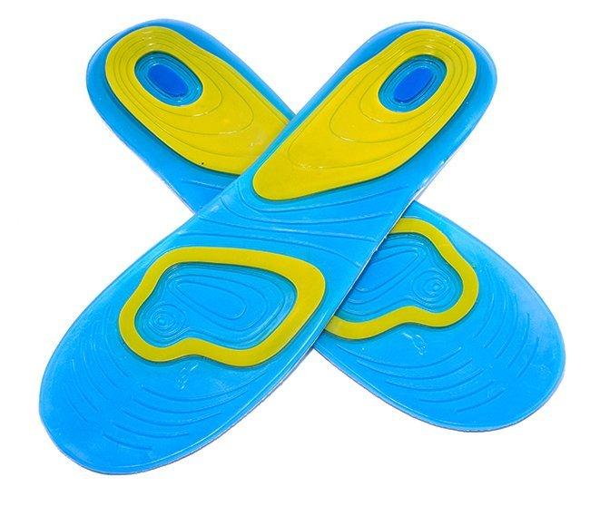 Gelové vložky do bot Dámské 38-42