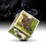 Rotující fotorámeček