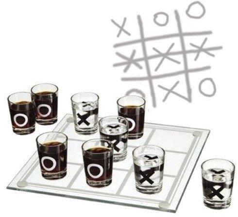 Alkoholové piškvorky střední