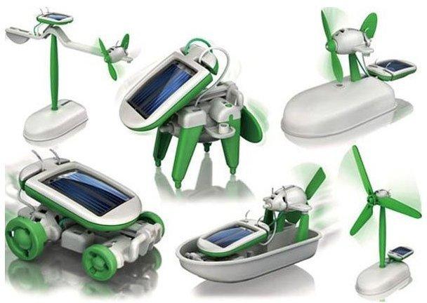 SolarBot 6v1