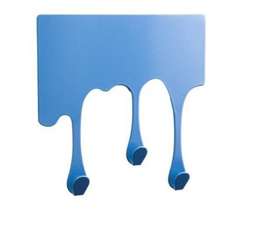 Vrahův věšák modrý