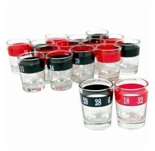 Alkoholová ruleta průhledná