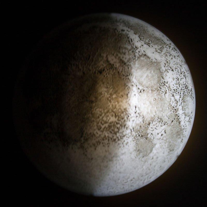 Lampa měsíc