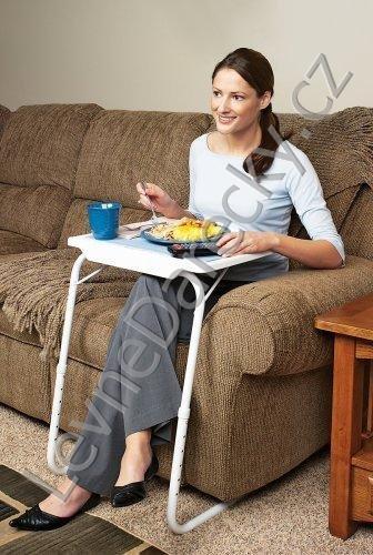 Víceúčelový skládací stolek table mate