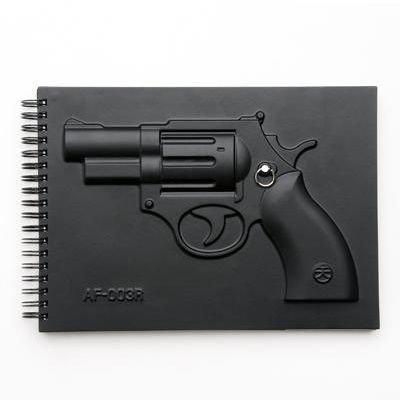 Vojenské poznámky - Pistole