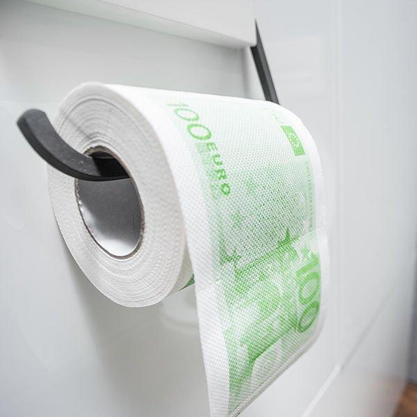 Toaletní papír 100 Euro XL