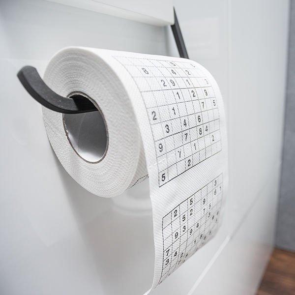 Toaletní papír Sudoku XL