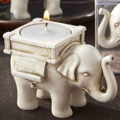 Svícen slon - pro štěstí
