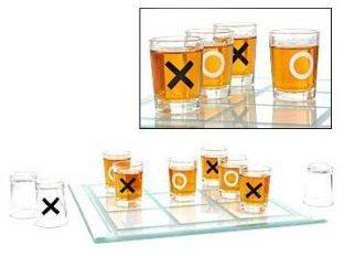 Alkoholové piškvorky malé