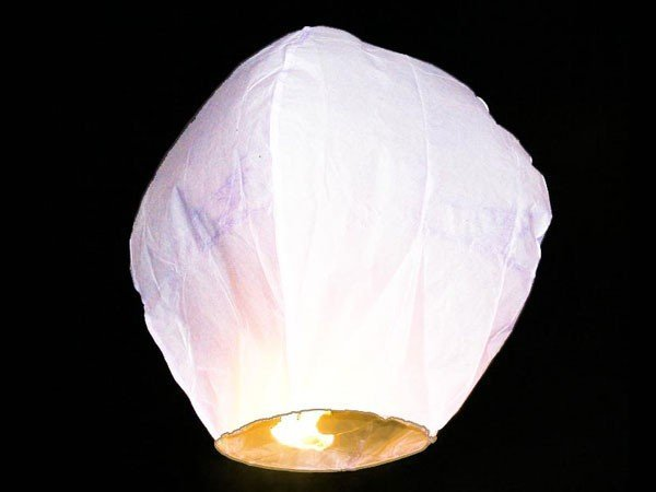 Lampion přání
