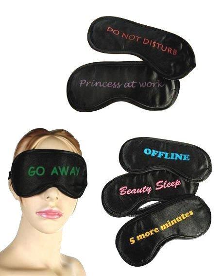 Maska na spaní