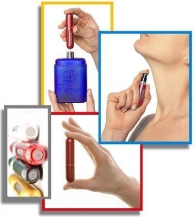 Flakonek na parfémy