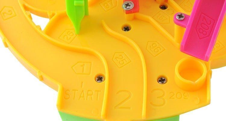 Hlavolam Intellect Ball 208 překážek