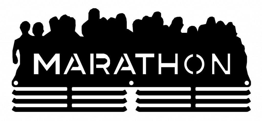 Velký Věšák na medaile - maraton