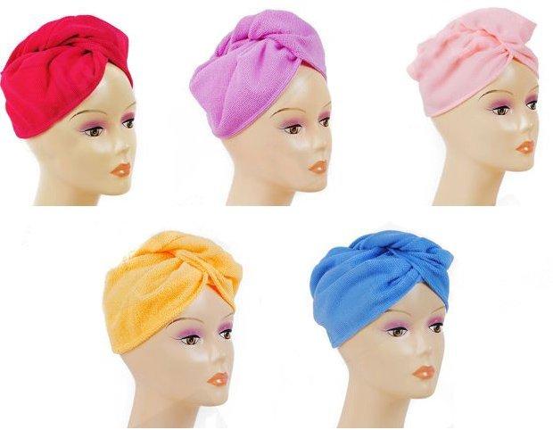Turban na hlavu