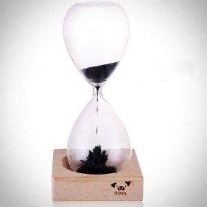 Magnetické přesýpací hodiny