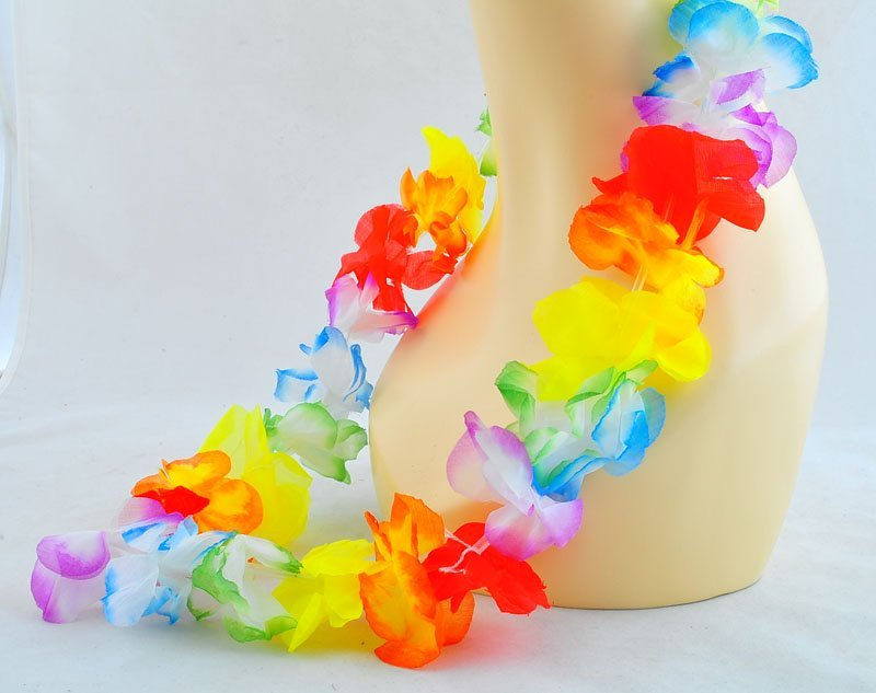 Havajské květy