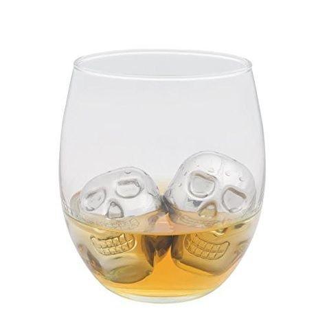 Ledové lebky Doomed do nápojů