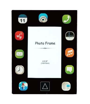Fotorámeček iPad - černý