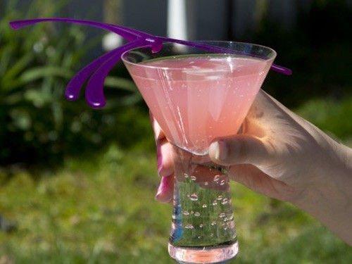 Míchátka nápojů vážka