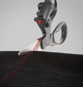 Laserové nůžky