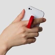 Víceúčelový držák - červený