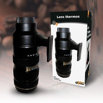 Termoska objektiv lens