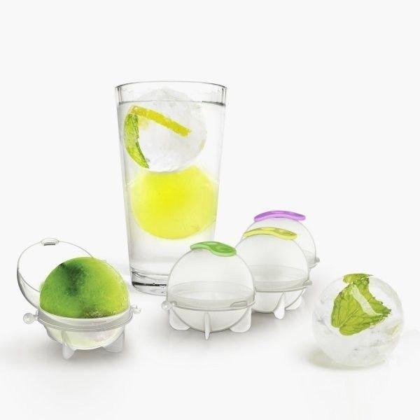 Ledové koule do nápojů
