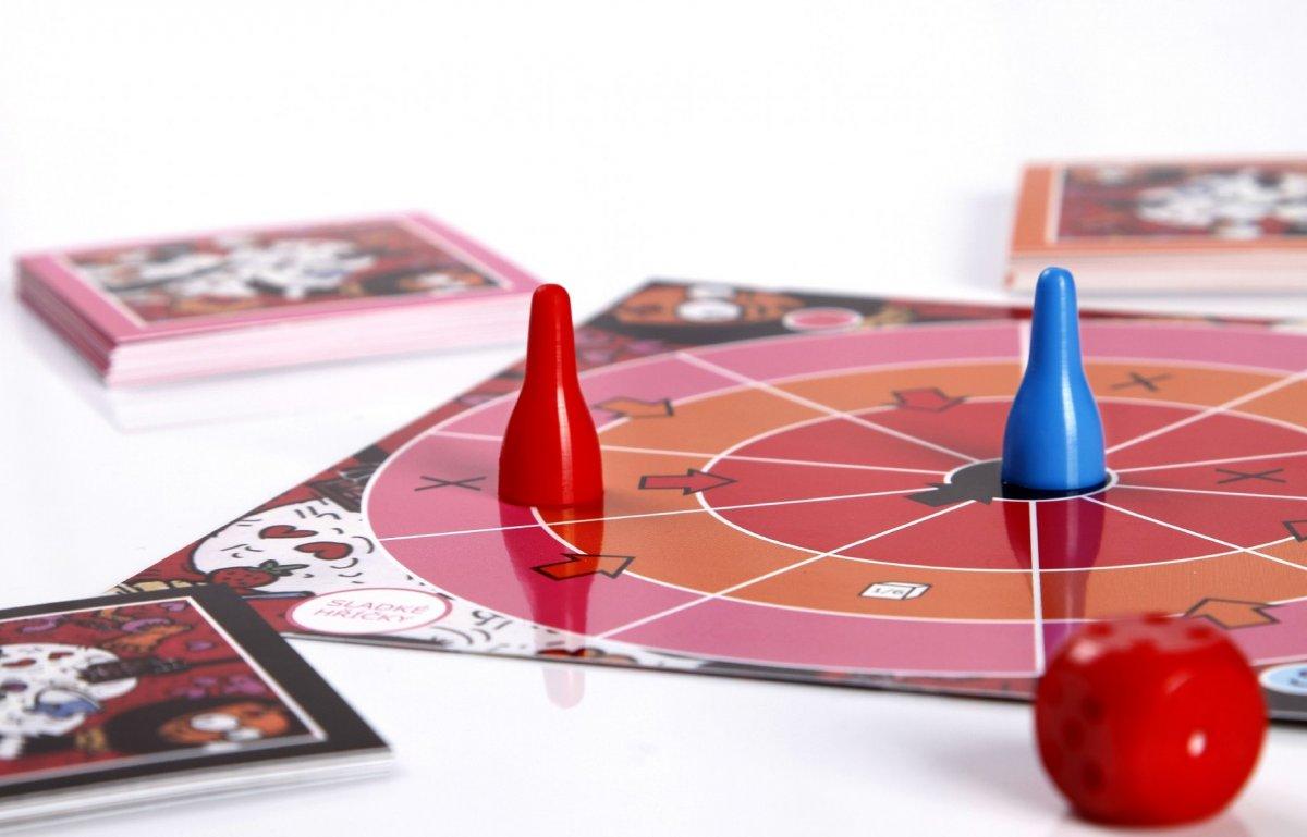 Erotická hra pro dospělé - Sladké hříčky
