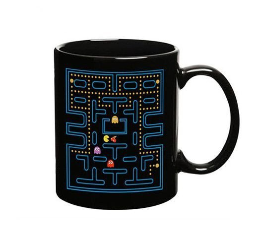 Magický hrnek Pacman