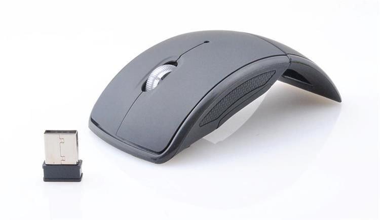 Bezdrátová skládací myš