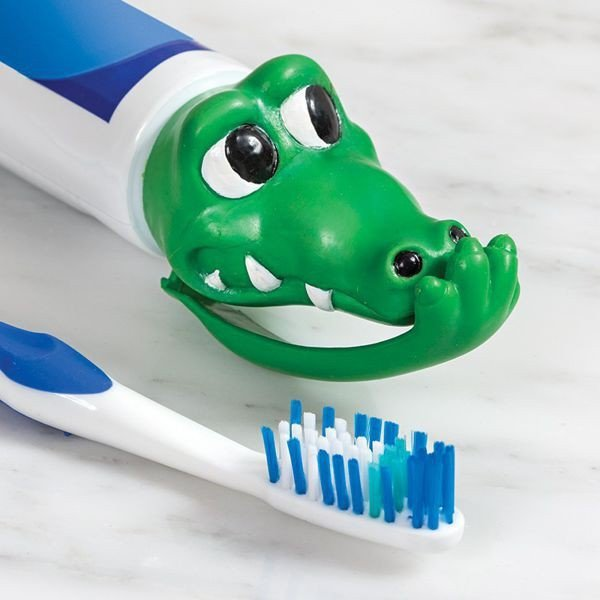 Zvířátka na pastu krokodýl