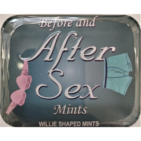 Mentolové antiperle po sexu