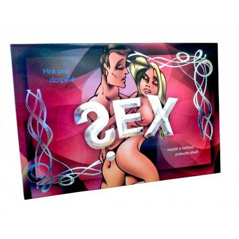 Desková hra Sex